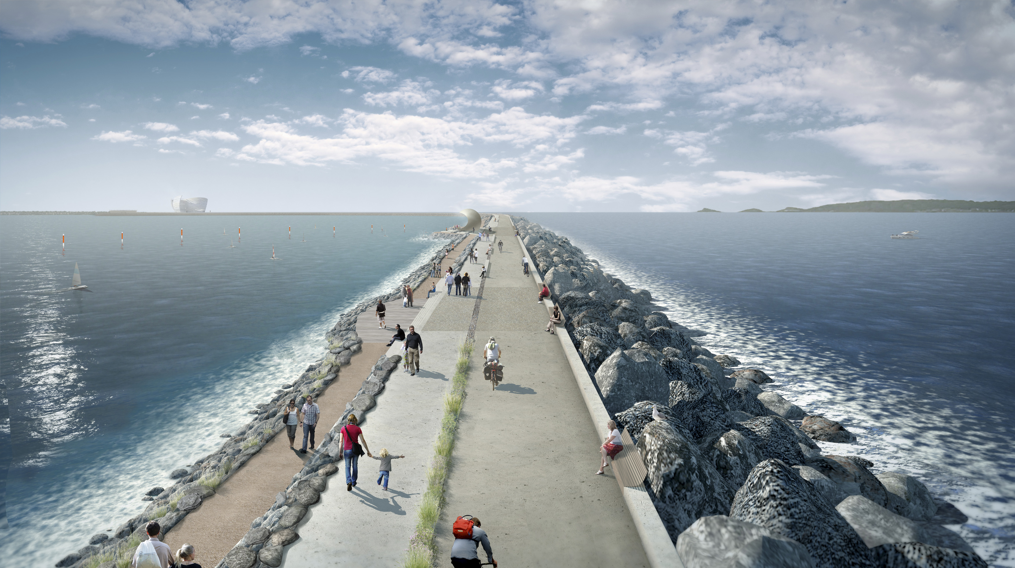 Could the world's first tidal lagoon signify the return of British Sea Power?